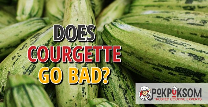 Does Courgette Go Bad