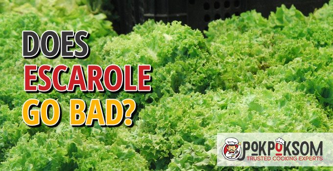 Does Escarole Go Bad