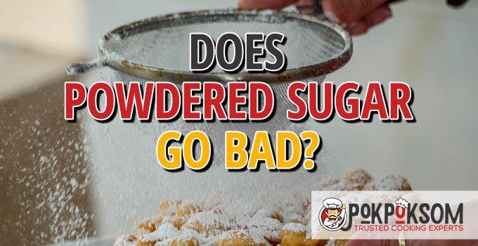 Does Powdered Sugar Go Bad