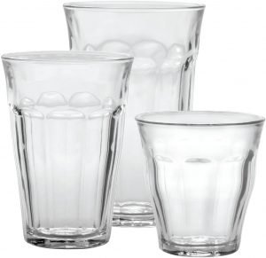 Duralex Picardie Glasses And Tumbler Set