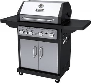 Dyna Glo Stainless Steel Gas Grill