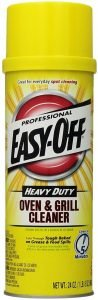 Easy Off Heavy Duty Professional Oven & Grill Cleaner