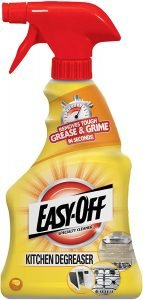 Easy Off Specialty Kitchen Cleaner Degreaser