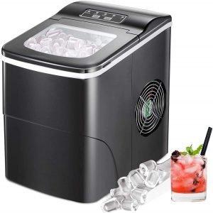 Electatic Countertop Ice Maker