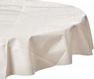 Elrene Home Fashions Cushioned Flannel Backing Table Pad