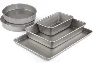 Emeril Lagasse Aluminized Steel Bakeware Set