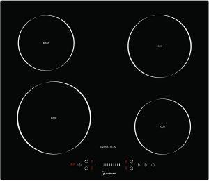 Empava 24 Inches Vitro Ceramic Electric Induction Cooktop