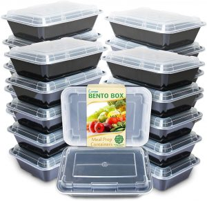 Enther Meal Prep Containers