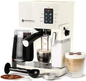 Espressoworks 19 Bar Cappuccino Machine