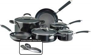 Farberware Millennium Non Stick Cookware Pans And Pots Set