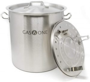 Gasone Stainless Steel Crab Pot