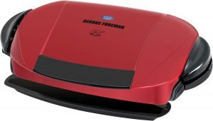 George Foreman Grp0004r Removable Plate Grill