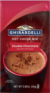 Ghirardelli Hot Chocolate Mix