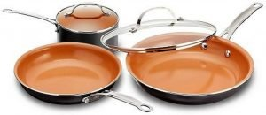 Gotham Steel Kitchen Essentials Cookware Set