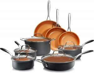Gotham Steel Pro Cookware Set