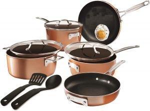 Gotham Steel Stack Master Cookware Set