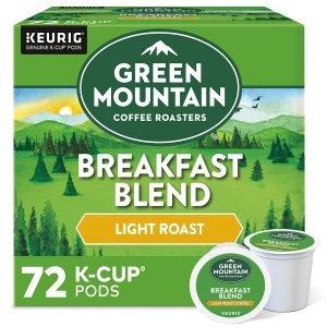 Green Mountain Coffee Roasters Breakfast Blend Light Roast