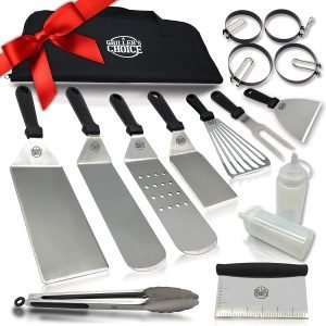 Grillers Choice Grill Griddle Spatula Set