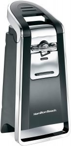 Hamilton Beach Automatic And Smooth Touch Can Opener