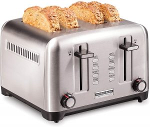 Hamilton Beach Professional Professional 4 Slice Toaster