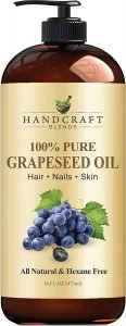 Handcraft Grapeseed Oil