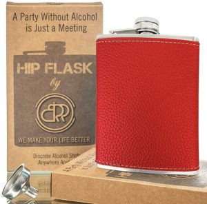 Hip Flask By Ibrr