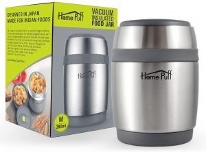 Homepuff Vacuum Insulated Thermos For Hot Food