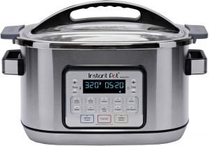 Instant Pot Aura Multi Use Programmable Cooker