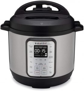 Instant Pot Duo Plus 9 In 1 Pressure Cooker
