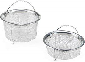 Instant Pot Mesh Steamer Basket