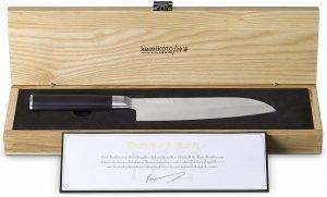 Kamikoto 7 Inches Santoku Chef Knife