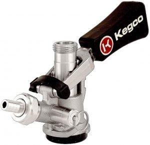Kegco Keg Coupler D Sankey System