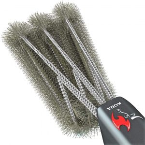 Kona's 360 Clean Grill Brush