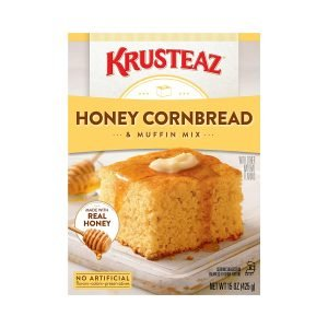 Krusteaz Honey Cornbread And Muffin Mix