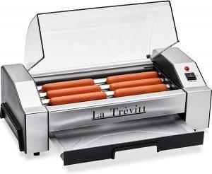 La Trevitt Hot Dog Roller Cooker