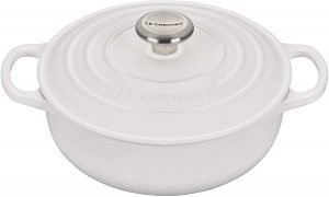 Le Creuset Enameled Cast Iron Signature Dutch Oven