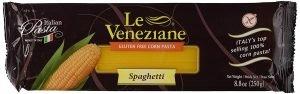 Le Veneziane Italian Gluten Free Corn Pasta