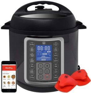 Mealthy Multipot 9 In 1 Programmable Pressure Cooker