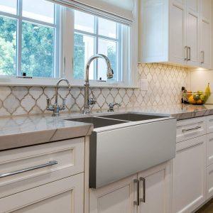 Mensarjor Apron Front Kitchen Sink
