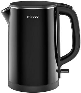 Miroco Stainless Steel Electric Kettle