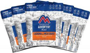 Mountain House Lasagna