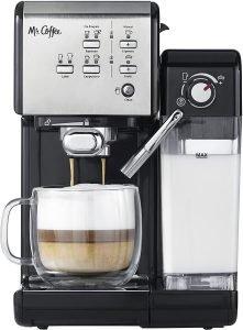 Mr.coffee One Touch Coffee Machine