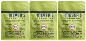 Mrs. Meyer's Clean Day Automatic Dishwasher Detergent