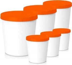 Na Ice Cream Container Set