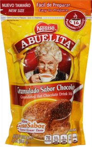 Nestle Abuelita Hot Chocolate Mix
