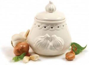 Norpro Deluxe Garlic Keeper