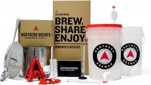 Northern Brewer Home Brewing Starter Kit
