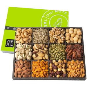 Oh! Nuts Gift Basket