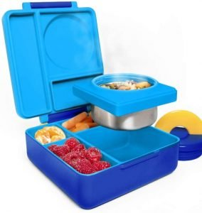 Omiebox Bento Box Kids Lunch Box