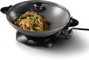 Oster Diamond Force Electric Wok
